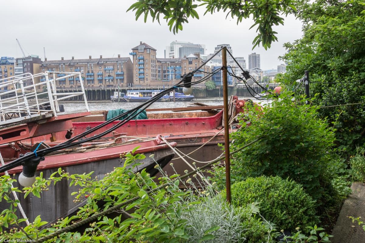 Garden Barges