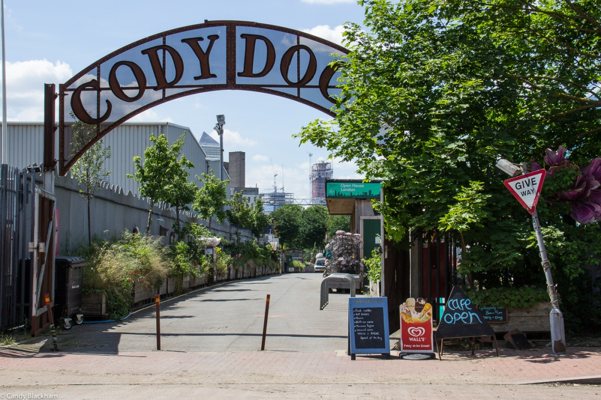 Cody Dock