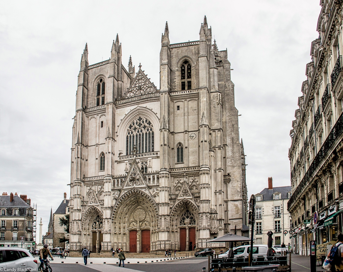 The Cathedral of St Peter & St Paul, Nantes