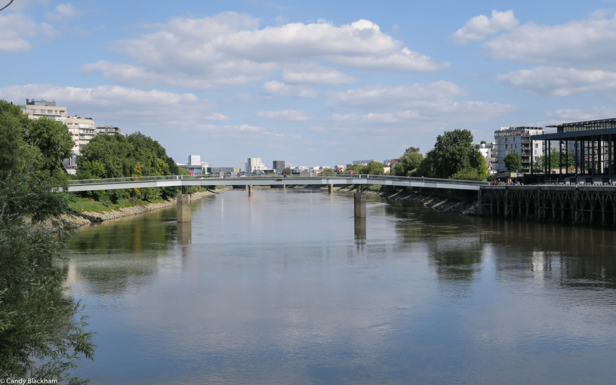 The River Loire, Nantes