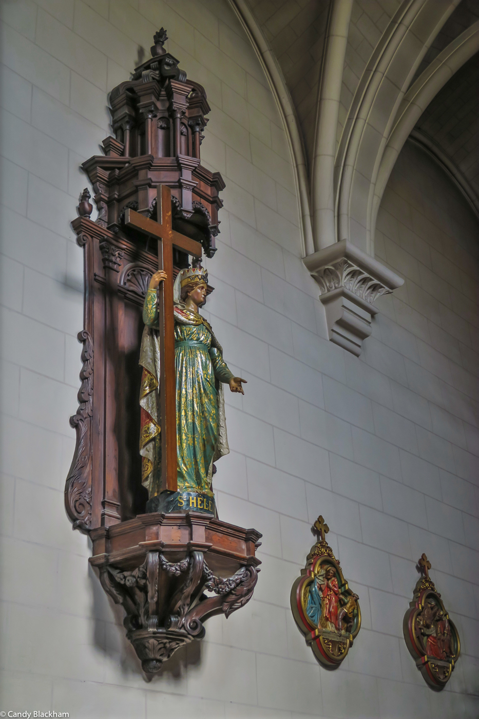 The Chapel of Ste Helene, Auray