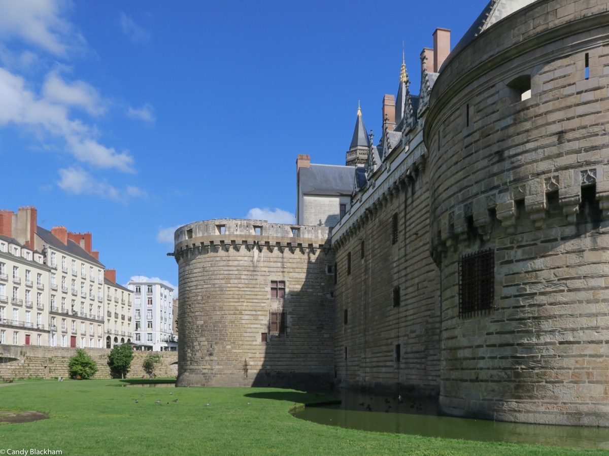 The Ducal Palace, Nantes