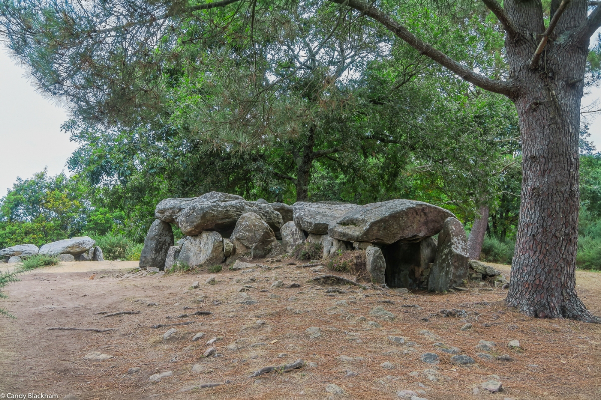 Mane Braz on the Path of the Megaliths, Erdeven
