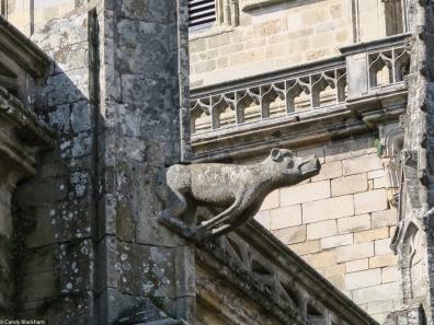 Notre Dame du Paradis, Hennebont