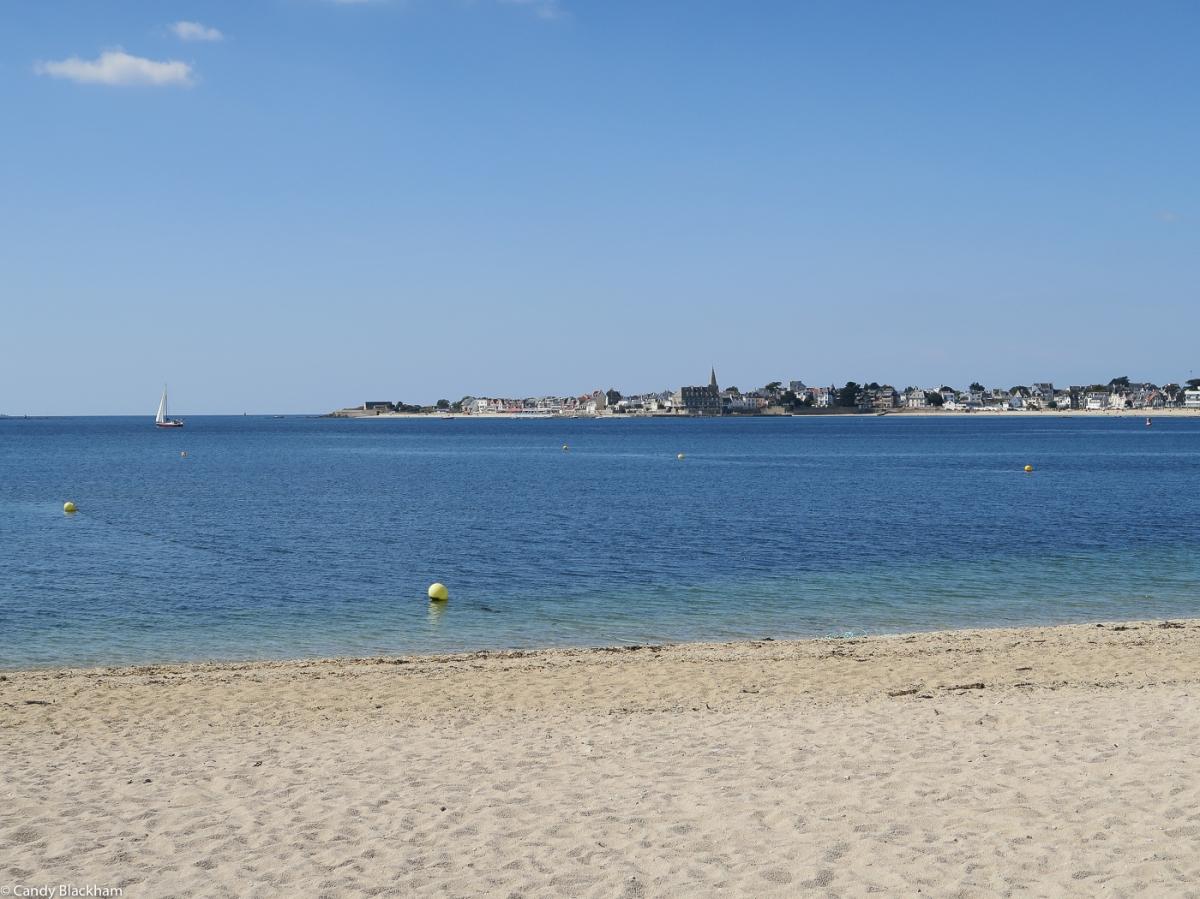 Lorient, opposite Port St Louis