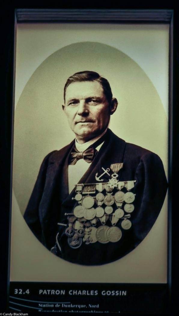 Captain Marcel Jego