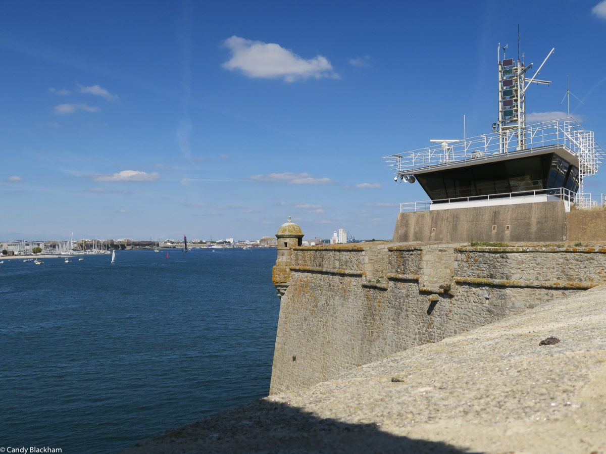 The Citadelle at Port St Louis & Lorient