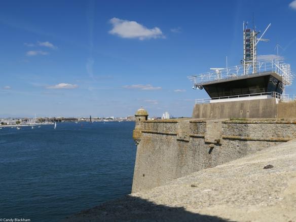 Port St Louis Defence Trade On The River Blavet London Traveller