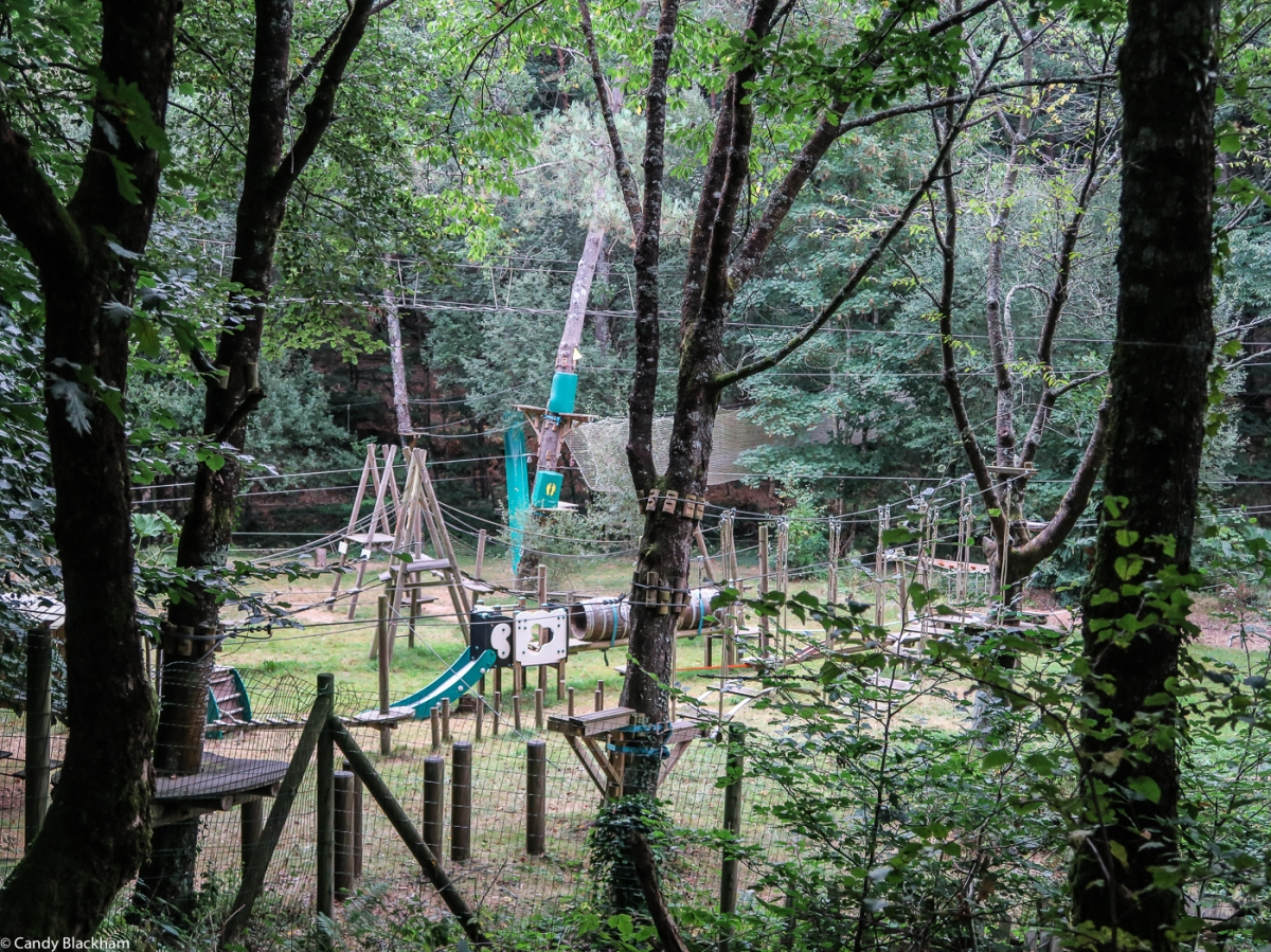 XTreme Forest Centre, Camors