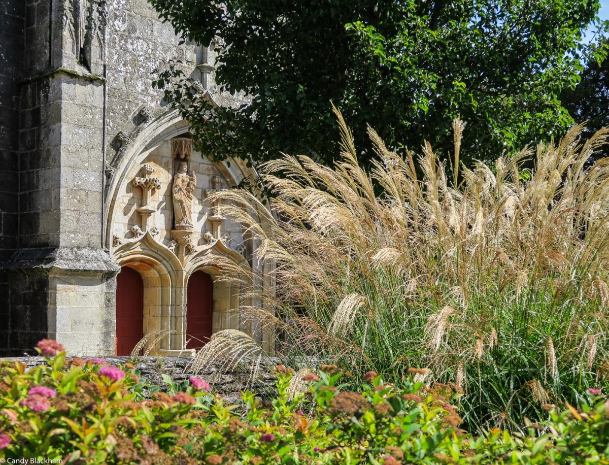 Notre Dame of Cleden-Poher