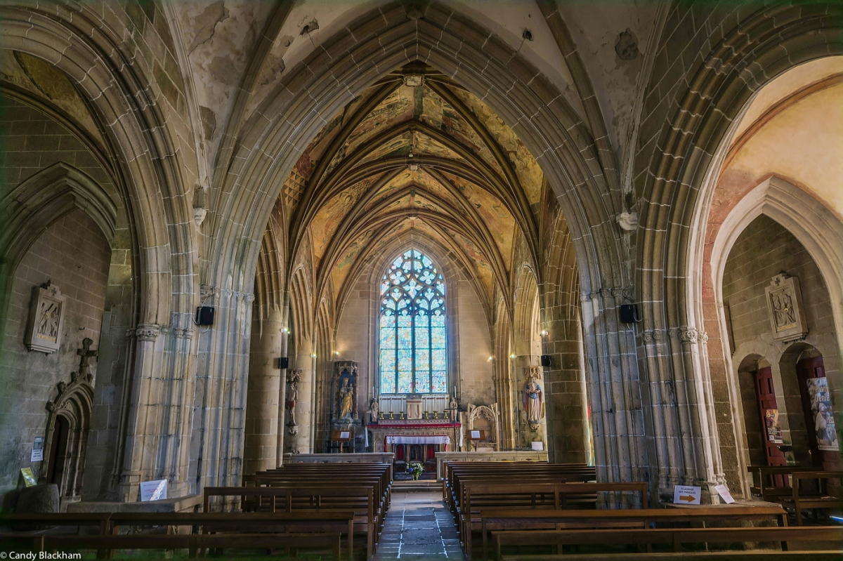 Notre Dame of Kernascleden