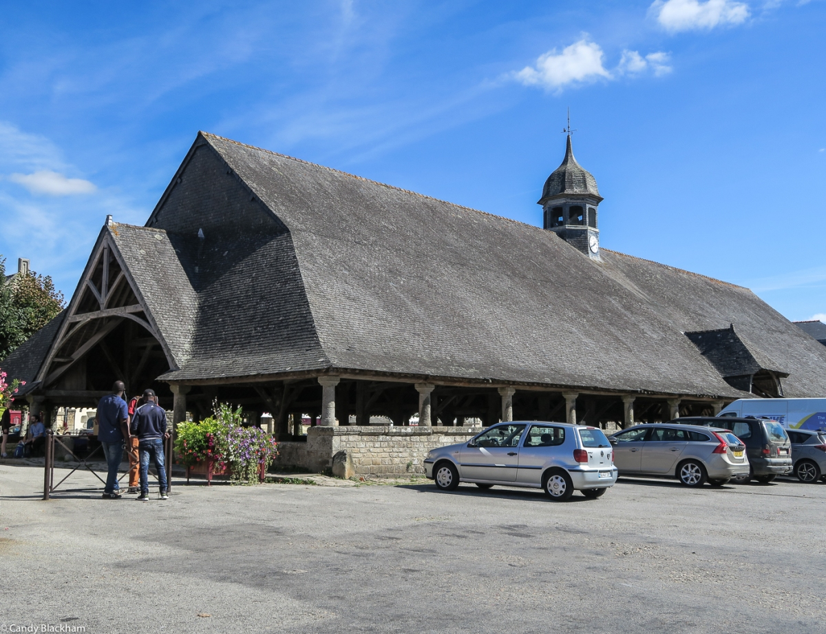 The Market Hall, Le Faouet
