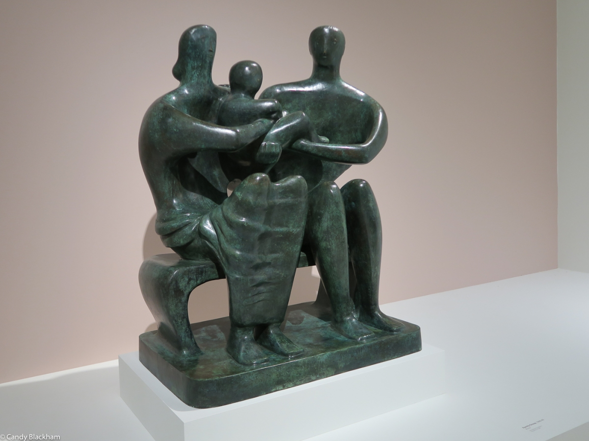 Henry Moore: Family Group (1948-49)