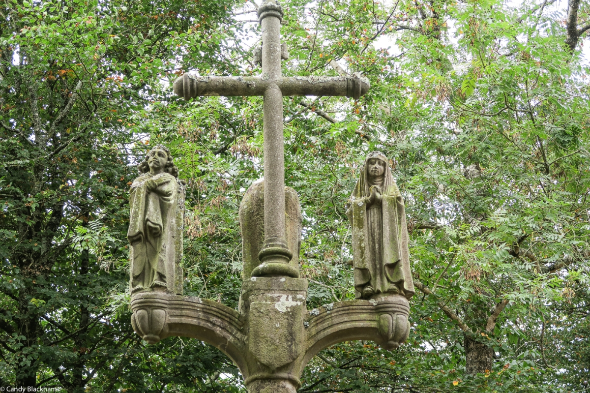 The Calvary of The Chapel of Saint-Claude