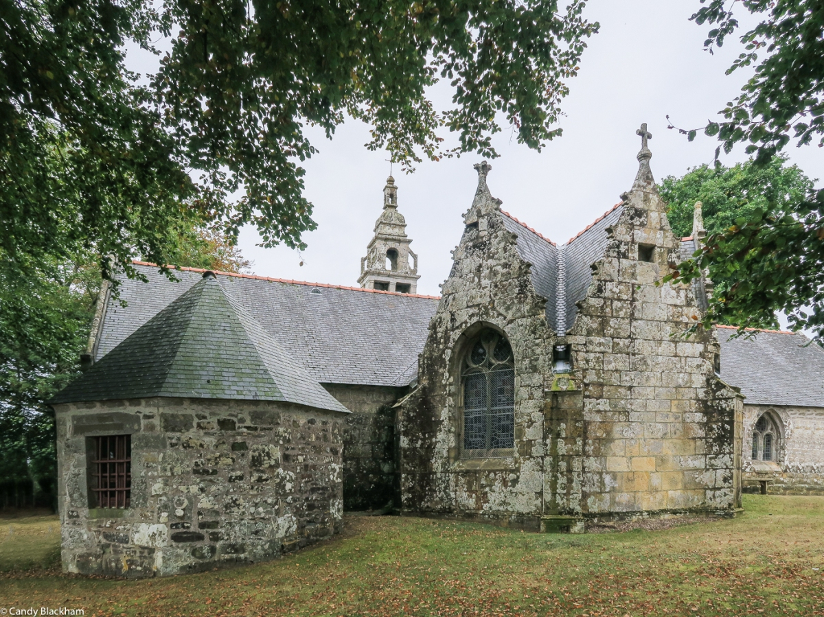 The Chapel of Saint-Claude