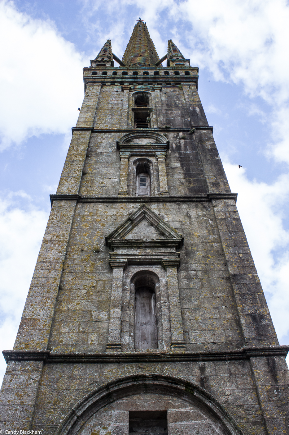 The Bell Tower of the Church of St Suliau, Sizun