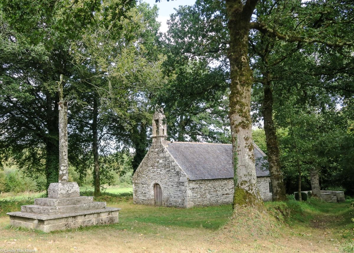 The Chapel of St Corentin at Trinivel