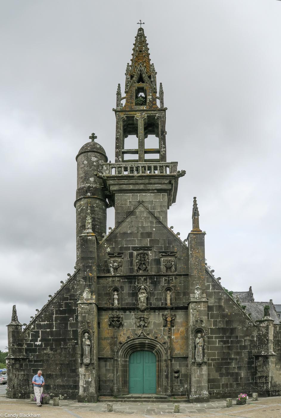 The Church of Notre Dame de Bonne Nouvelle