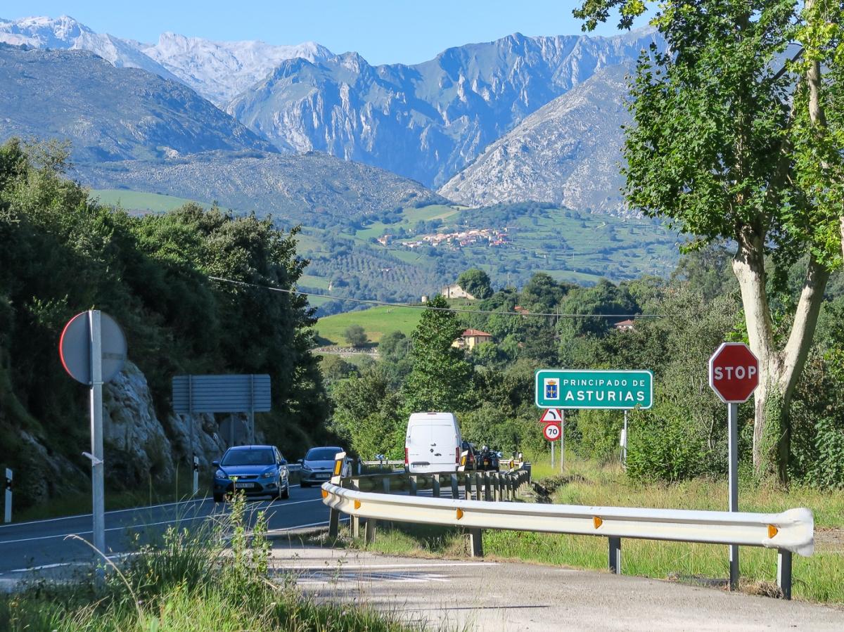 Mountains, Spain, Asturias