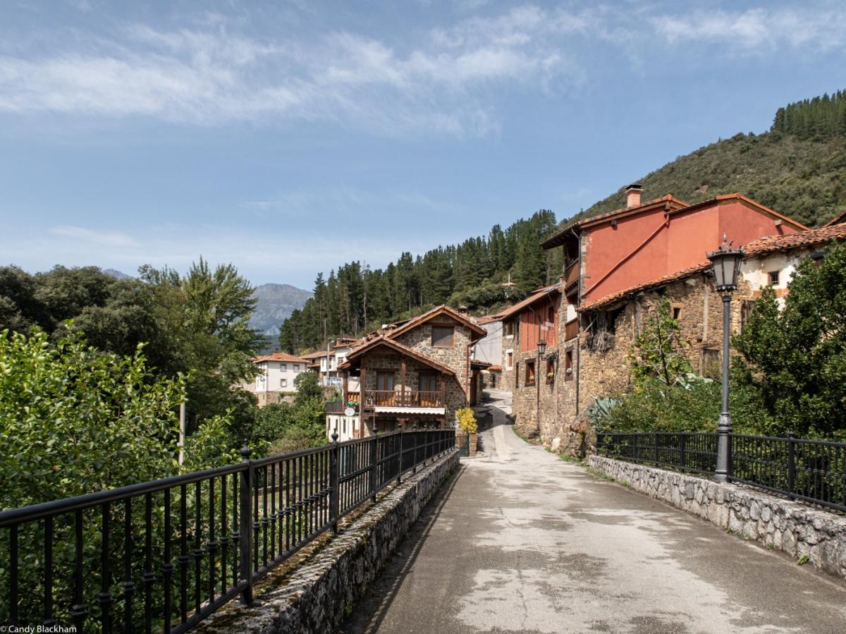 The village of Frama