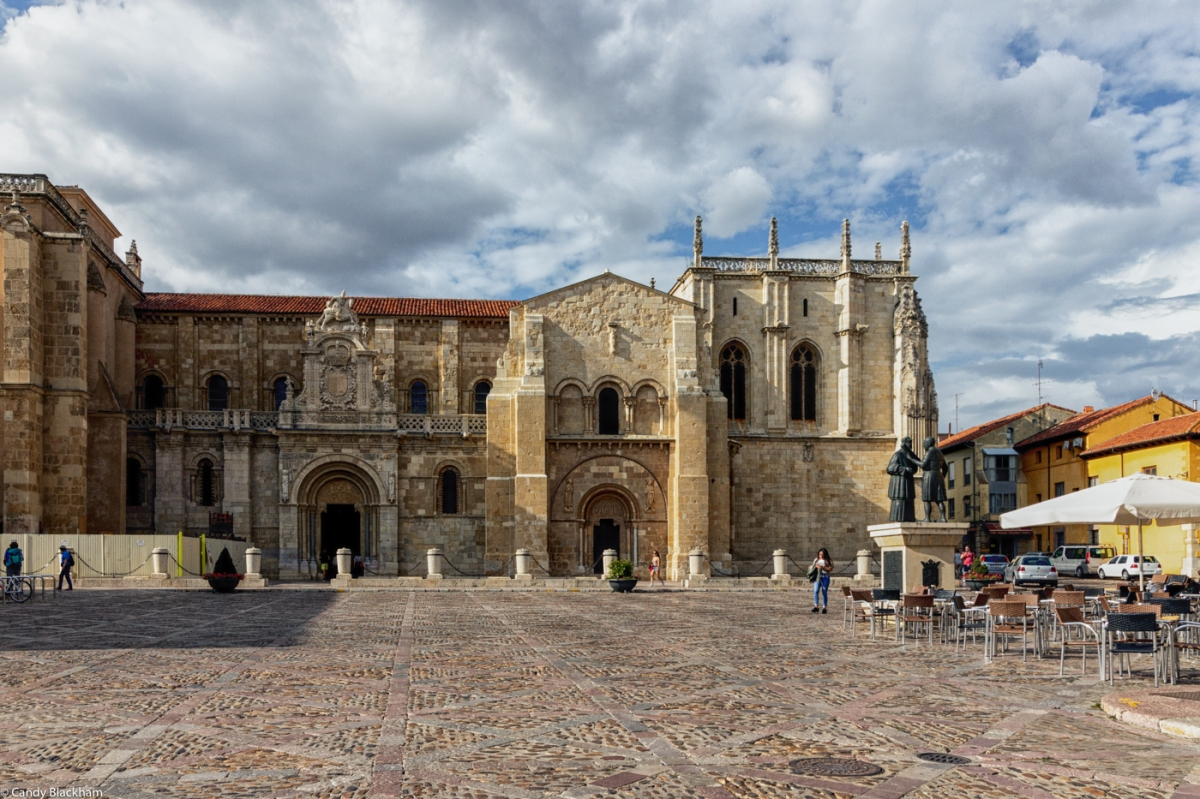 The Basilica of San Isidoro, Leon