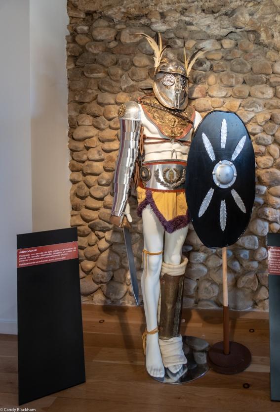A Provocator Gladiator